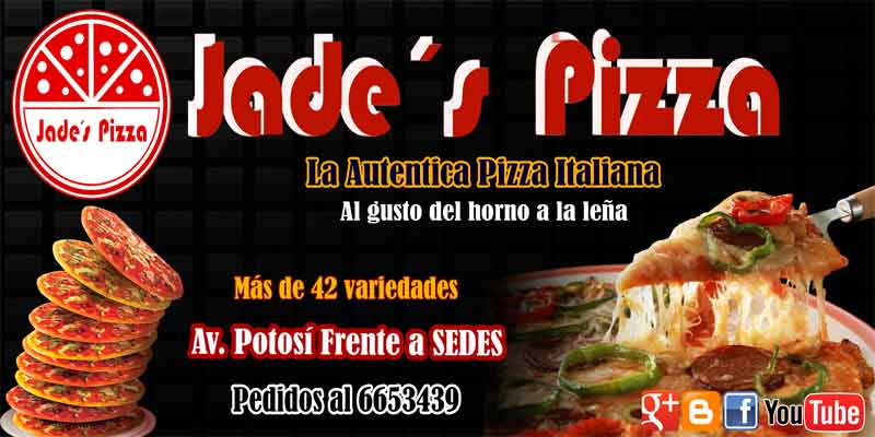JADE´S PIZZA